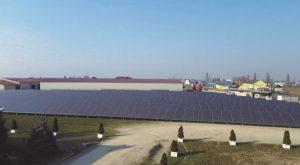 PROIECT REROPAM PARC FOTOVOLTAIC 0,64 MW REALIZAT PE SOL