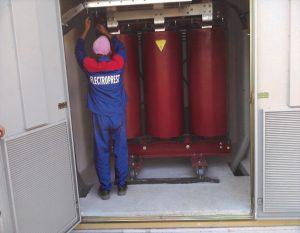 PROIECT SAPIEM CONTROL PARC FOTOVOLTAIC 1,28 MW POST TRANSFORMARE 1600 KVA